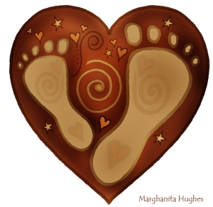 footprints-on-my-heart