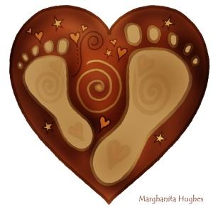 footprints-on-my-heart