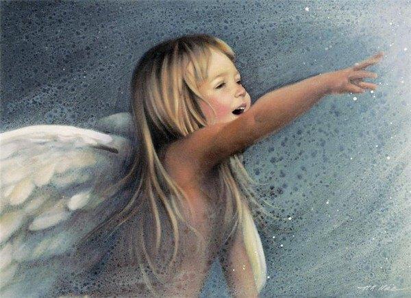 Baby Angel 3
