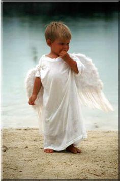 Sweet Angel Boy