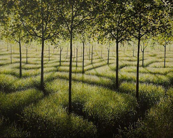 """Life Maze"" by Akiane Kramarik"