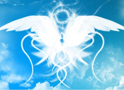 Angel Cloud Healing
